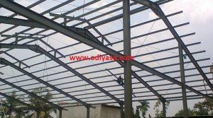 Jasa Konstruksi Bangunan Bahan Baja
